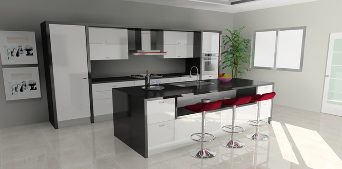 01 2013 blog kd max 3d kitchen design software south for Kitchenette units south africa